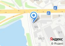 Компания «Азимут» на карте