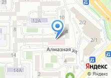 Компания «Медицинский Центр Академический» на карте
