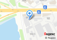 Компания «РТИ» на карте