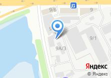 Компания «Авангард-спецодежда Иркутск» на карте
