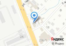 Компания «Промхолод-Сибирь» на карте