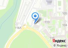 Компания «Предприятие Иркут-Инвест строительная компания» на карте