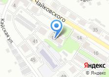 Компания «Свердловский районный суд г. Иркутска» на карте