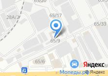 Компания «Таннита» на карте