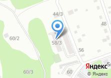Компания «Управление капитального строительства г. Иркутска» на карте