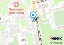 Компания «Восточно-Сибирский Логистический Центр» на карте