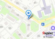 Компания «Адвокатский кабинет Удачина С.Н» на карте