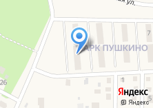 Компания «Строящийся жилой дом по ул. Пушкино микрорайон» на карте