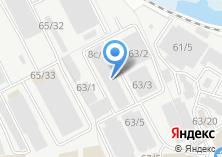 Компания «Банки-Крышки» на карте