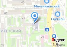 Компания «Детский сад №169» на карте
