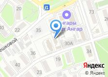 Компания «Технотелеком» на карте