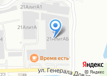 Компания «Российская торговая система 21 века» на карте