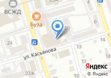 Компания «Сибирхан» на карте