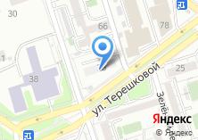 Компания «Иркутскпромстрой» на карте