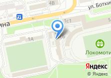 Компания «Линкс Групп» на карте