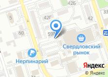 Компания «Магазин электроинструментов» на карте