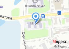 Компания «Специальная коррекционная школа-интернат №6 г. Иркутска» на карте