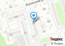 Компания «Лазарев Ю.А» на карте
