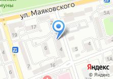 Компания «Магазин белорусского и российского трикотажа» на карте