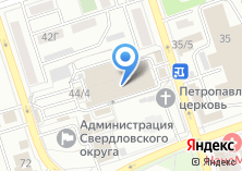 Компания «БензоЭлектроБыт» на карте