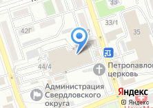 Компания «КЛЯКСА» на карте