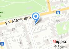Компания «Центр занятости населения г. Иркутска» на карте
