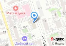 Компания «Олимпас Сибирь и К» на карте