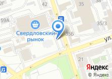 Компания «Петропавловский приход» на карте