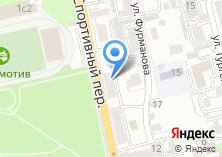 Компания «Балалайка» на карте