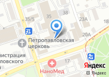 Компания «Сервис-Мастер» на карте