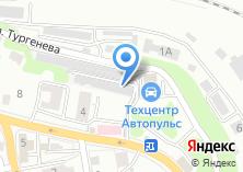 Компания «Автосервис на Джамбула» на карте