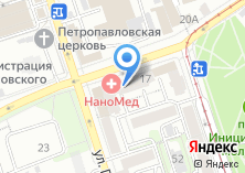 Компания «Деколен» на карте