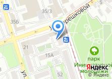 Компания «Байкальское созвездие» на карте