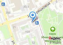Компания «СТРОЙ ИРКУТСК» на карте