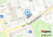 Компания «БайТекс» на карте