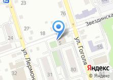 Компания «Гостевой дом на Звездинской» на карте