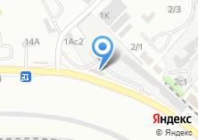 Компания «Магистраль ТК» на карте
