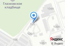 Компания «Потолки-Иркутск.рф» на карте