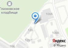 Компания «Автогаражный кооператив №4» на карте