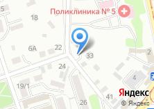 Компания «Центральный Клуб Субару имени Вячеслава Липченко» на карте