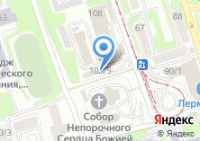 Компания «Байкальский массив» на карте