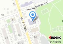 Компания «Иркутский региональный колледж педагогического образования» на карте