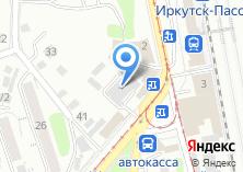 Компания «Упак-Байкал» на карте
