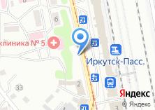 Компания «Эксион» на карте