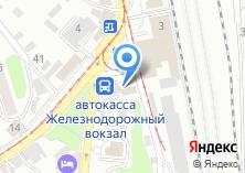 Компания «Hot-экспресс» на карте