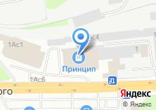 Компания «Империя ковров+» на карте