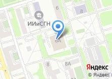 Компания «Деловой центр ИрГТУ» на карте