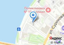 Компания «Most cafe» на карте