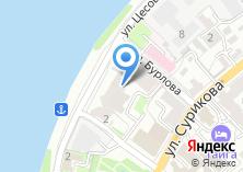 Компания «Байкалсистем-групп» на карте