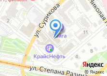 Компания «АТЭКС» на карте